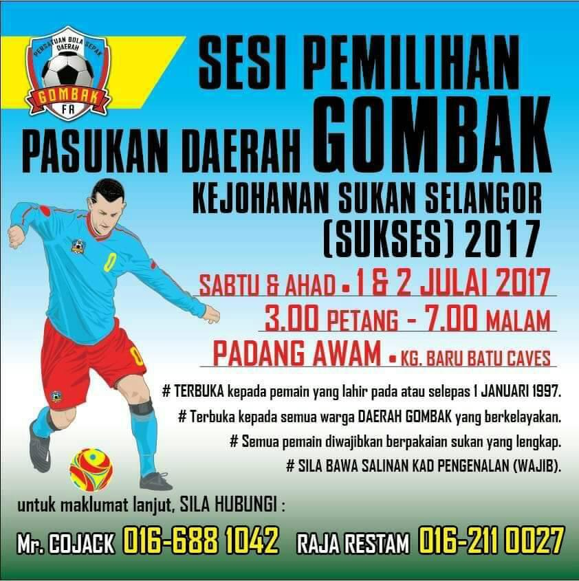 SUKSES Bola